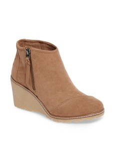 TOMS Shoes TOMS Avery Wedge Bootie (Women)