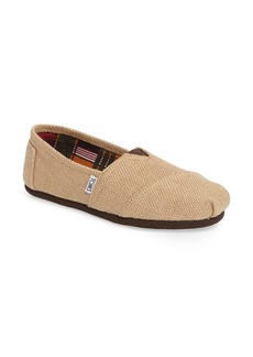 TOMS Burlap Slip-On (Women)