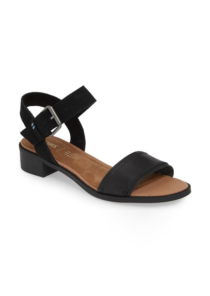 44a2d2be686 TOMS Shoes TOMS Camilia Sandal (Women)
