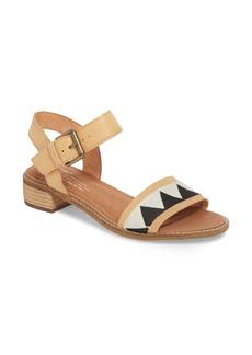 TOMS Shoes TOMS Camilia Sandal (Women)