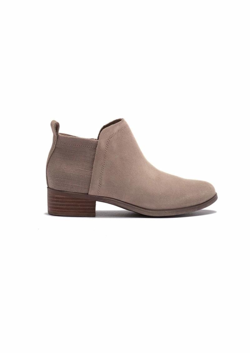 TOMS Shoes TOMS  Canvas Women's Deia Bootie 10013039 (Size: )
