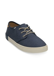 TOMS Shoes Toms Carlo Canvas Low-Top Sneakers