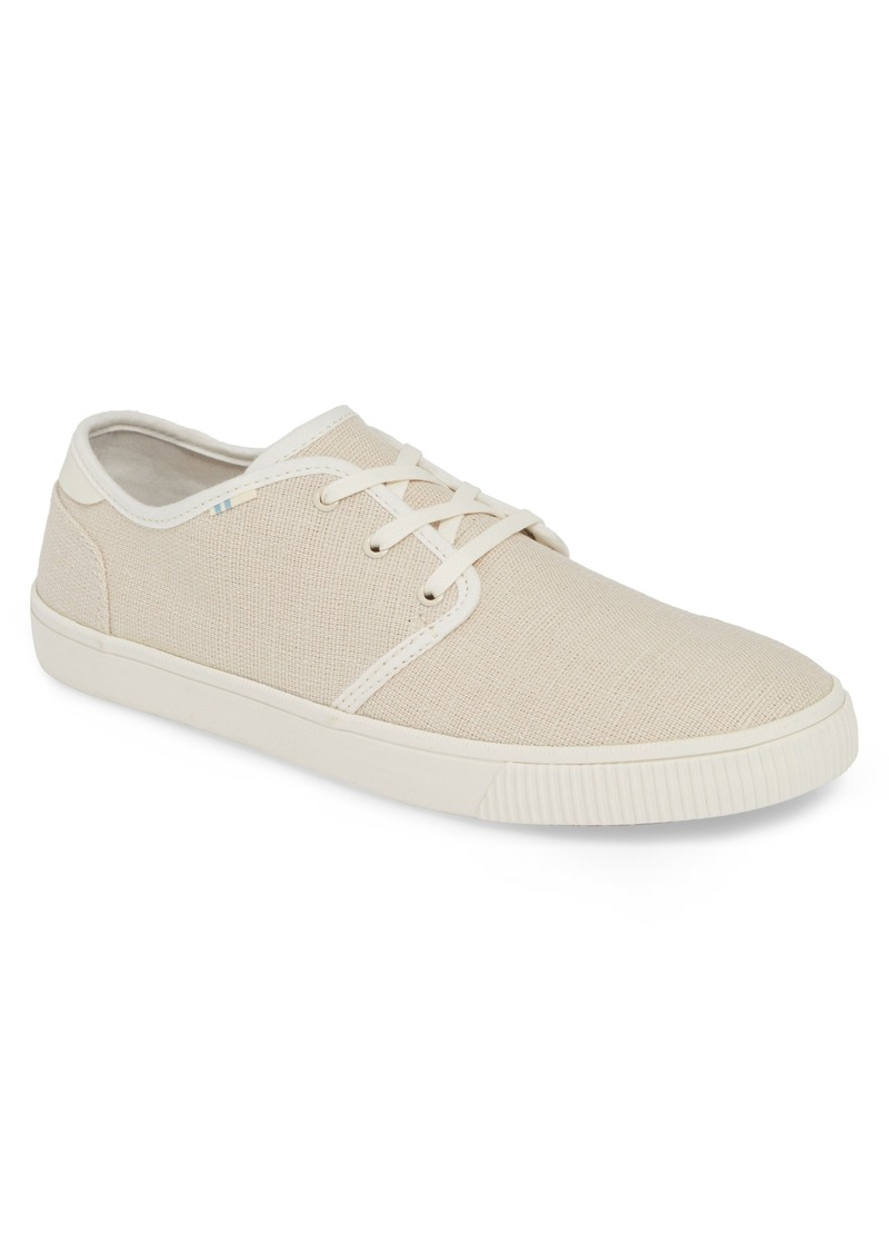 TOMS Shoes TOMS Carlo Low Top Sneaker (Men)