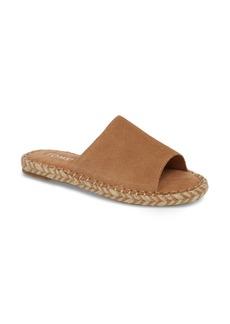 TOMS Shoes TOMS Clarita Espadrille Slide Sandal (Women)