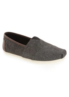 TOMS Shoes TOMS 'Classic' Alpargata Slip-On (Men)