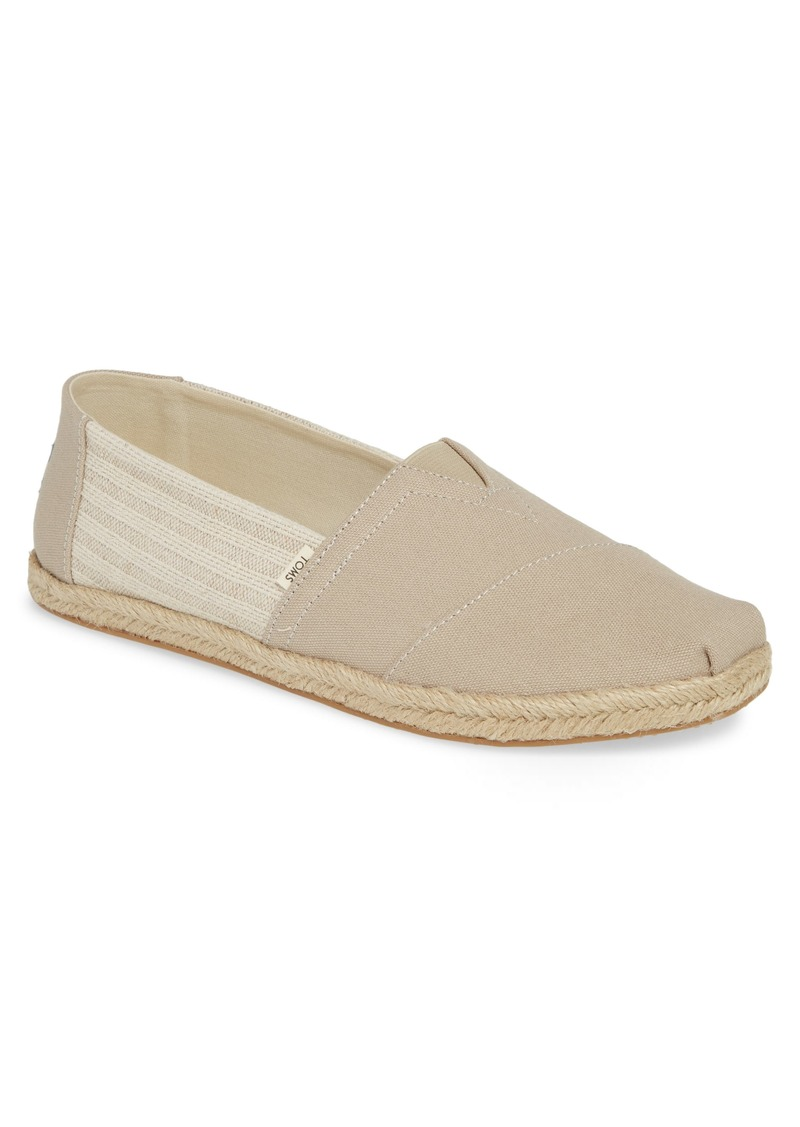 TOMS Shoes TOMS Classic Alpargata Slip-On (Men)