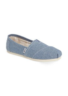 TOMS Classic Aplargata Slip-On (Women)