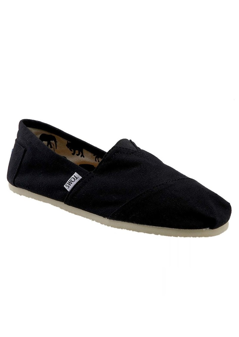TOMS Shoes TOMS Classic Canvas Slip-On (Men)