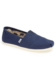 TOMS Shoes TOMS 'Classic' Canvas Slip-On   (Men)