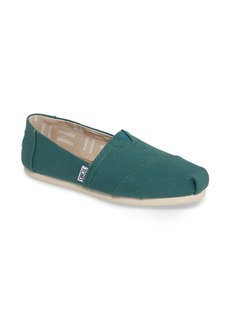 TOMS Shoes TOMS 'Classic' Canvas Slip-On (Women)