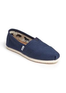TOMS Shoes TOMS Classic Canvas Slip-On (Women)