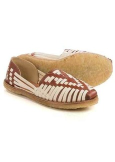 TOMS Shoes TOMS Classic Huarache Shoes - Leather, Slip-Ons (For Women)