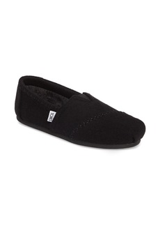 TOMS Shoes TOMS 'Classic Knit' Slip-On (Women)