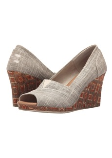 TOMS Shoes TOMS Classic Wedge