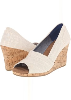 TOMS Shoes Classic Wedge