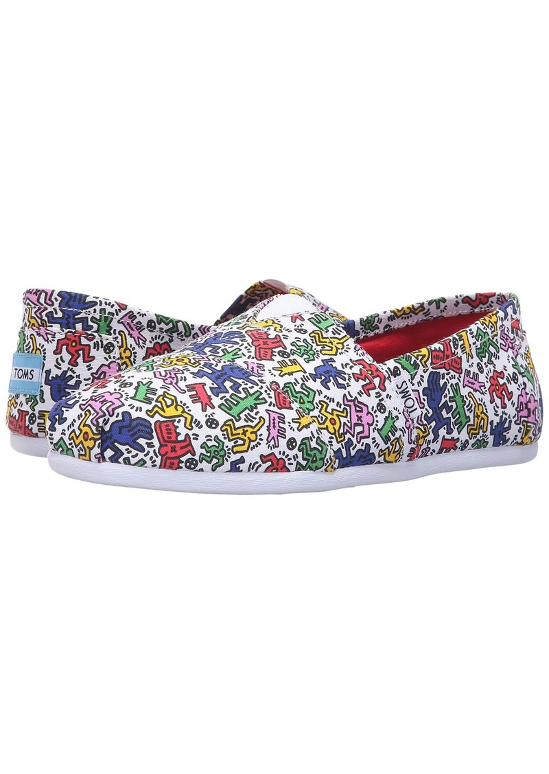 TOMS Shoes TOMS Classics - Keith Haring