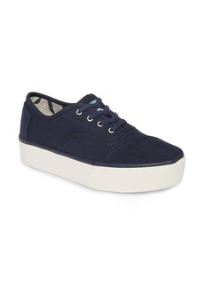 TOMS Shoes TOMS Cordones Boardwalk Sneaker (Women)