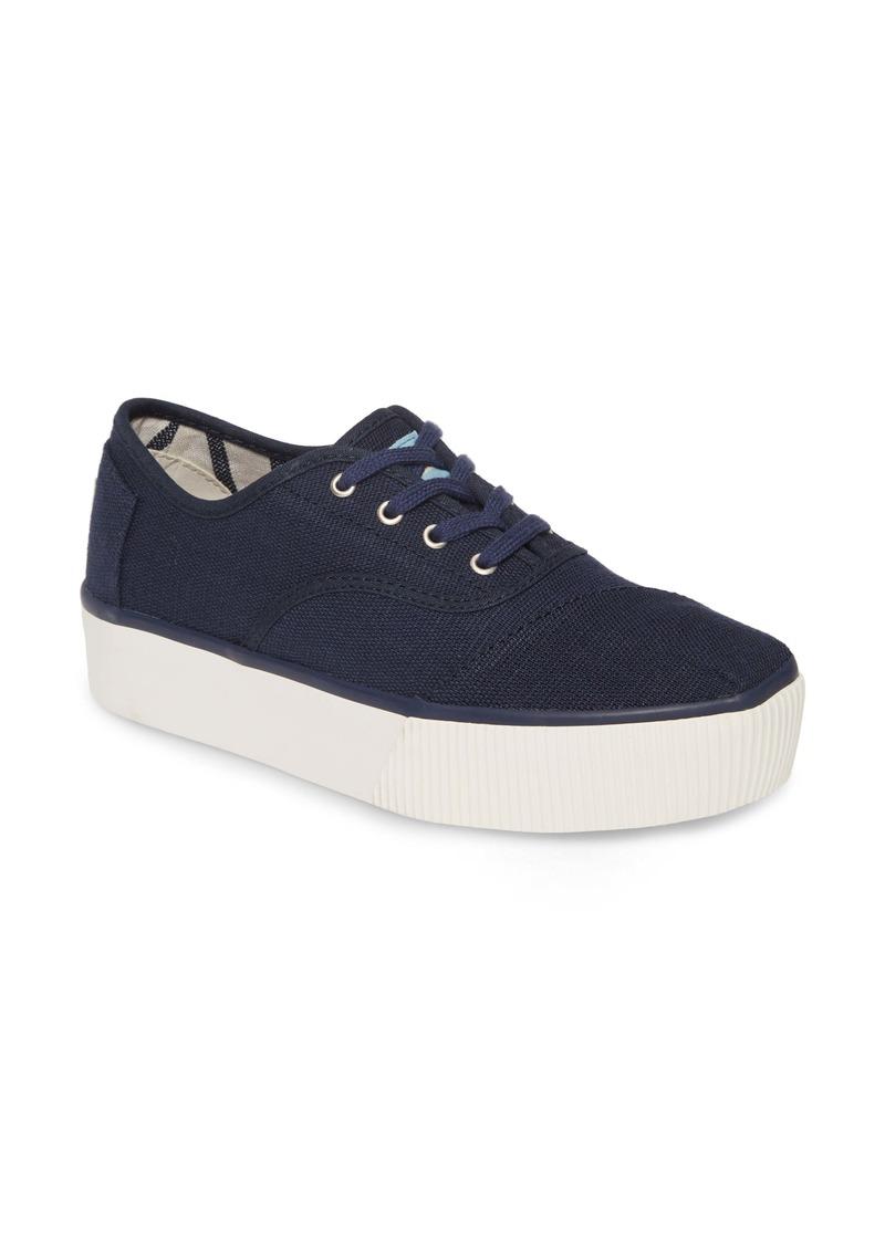 TOMS Shoes TOMS Cordones Boardwalk Sneaker (Women)