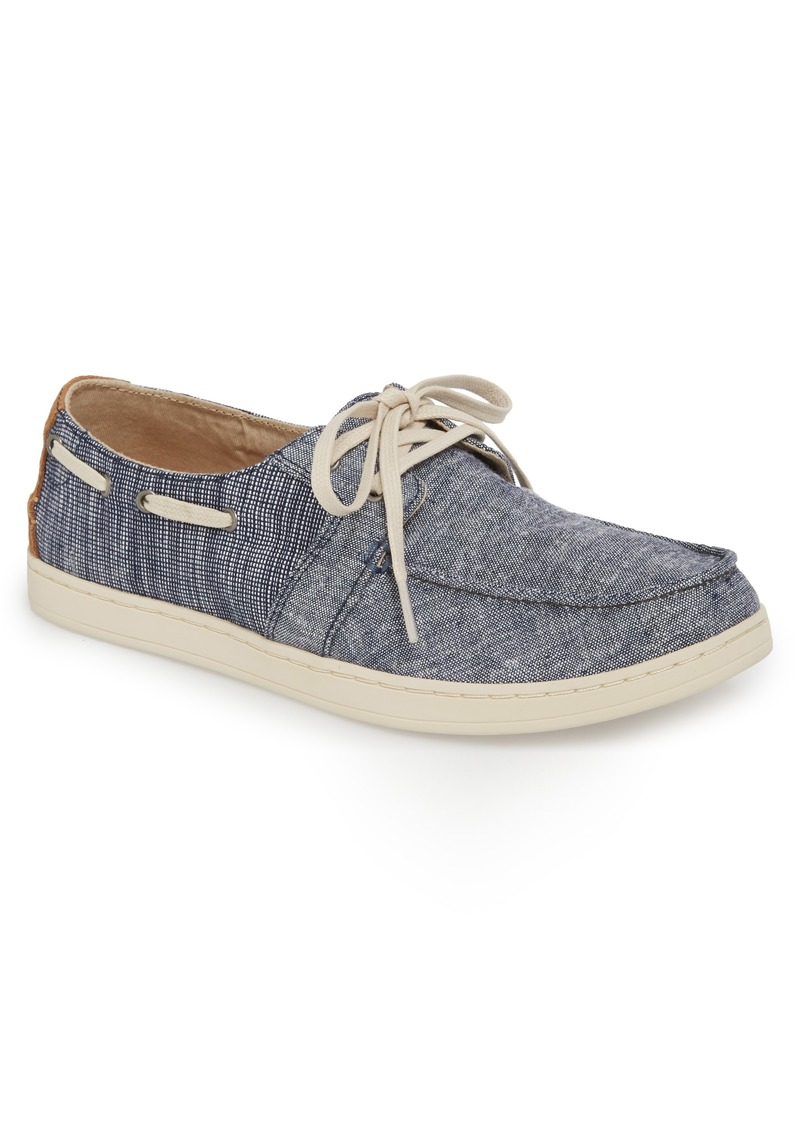 TOMS Shoes TOMS 'Culver' Boat Shoe (Men)