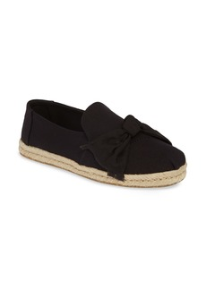 TOMS Shoes TOMS Deconstructed Alpargata Espadrille Loafer (Women)
