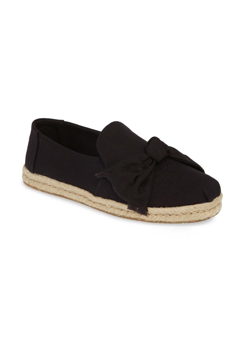 TOMS Shoes TOMS Deconstructed Alpargata Espadrille Loafer (Women)