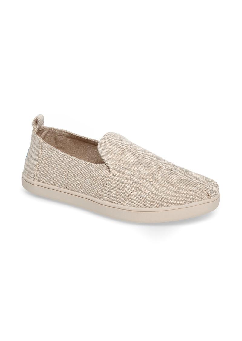 fee99342d7f TOMS Shoes TOMS Deconstructed Alpargata Slip-On (Women) - Shop It To Me