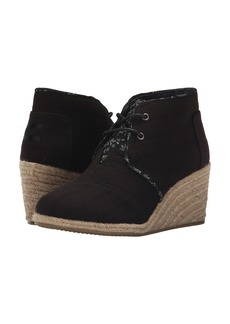 TOMS Shoes TOMS Desert Wedge