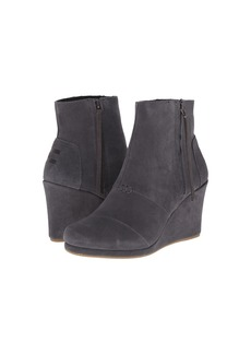 TOMS Shoes TOMS Desert Wedge High