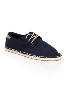 TOMS Shoes Diego Lace-Up Espadrilles