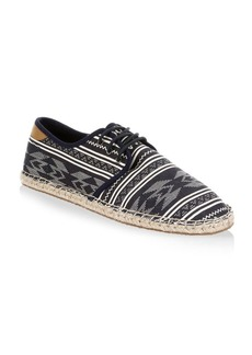 TOMS Shoes Diego Lace-Up Espadrilles