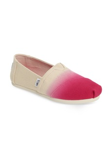 TOMS Dip-Dyed Alpargata Slip-On (Women)