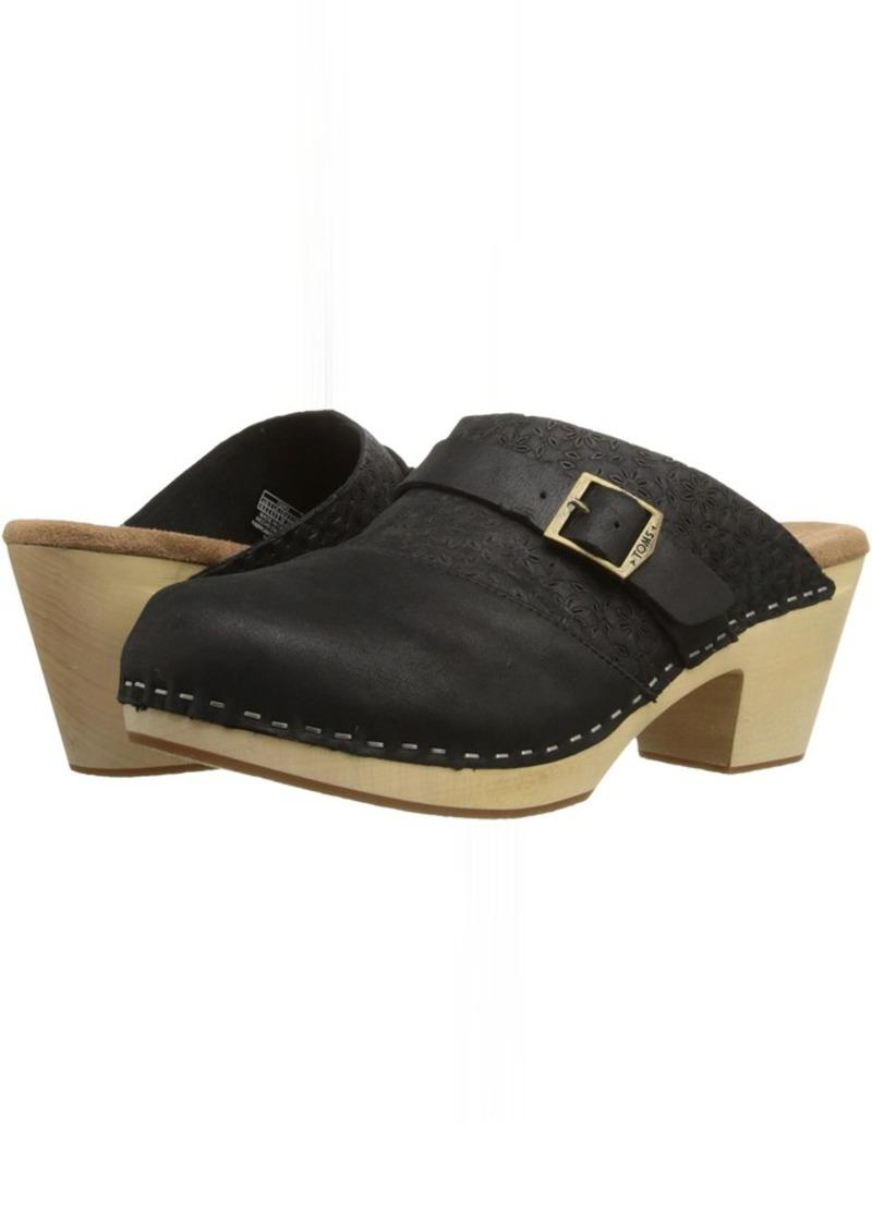 TOMS Shoes Elisa Clog Sandal
