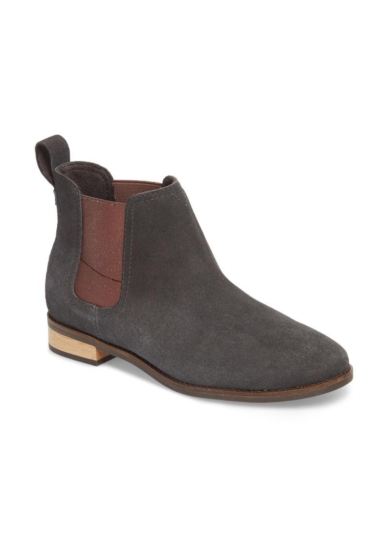 5eda274950b0fd TOMS Shoes TOMS Ella Chelsea Boot (Women)