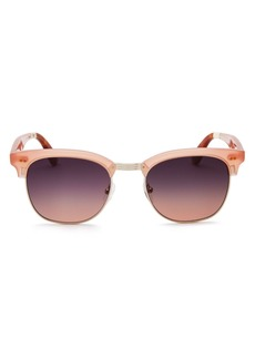 TOMS Shoes TOMS Gavin Round Sunglasses, 50mm