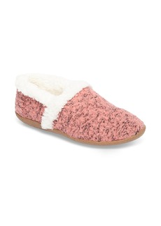 TOMS House Slipper with Faux Fur Lining (Women)