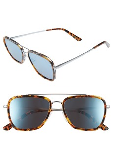 TOMS Shoes TOMS Irwin 55mm Sunglasses