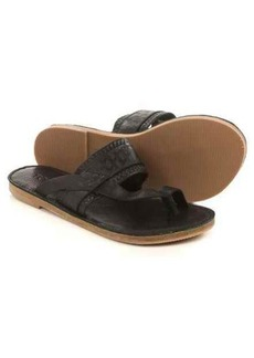 TOMS Shoes TOMS Isabella Sandals - Leather (For Women)