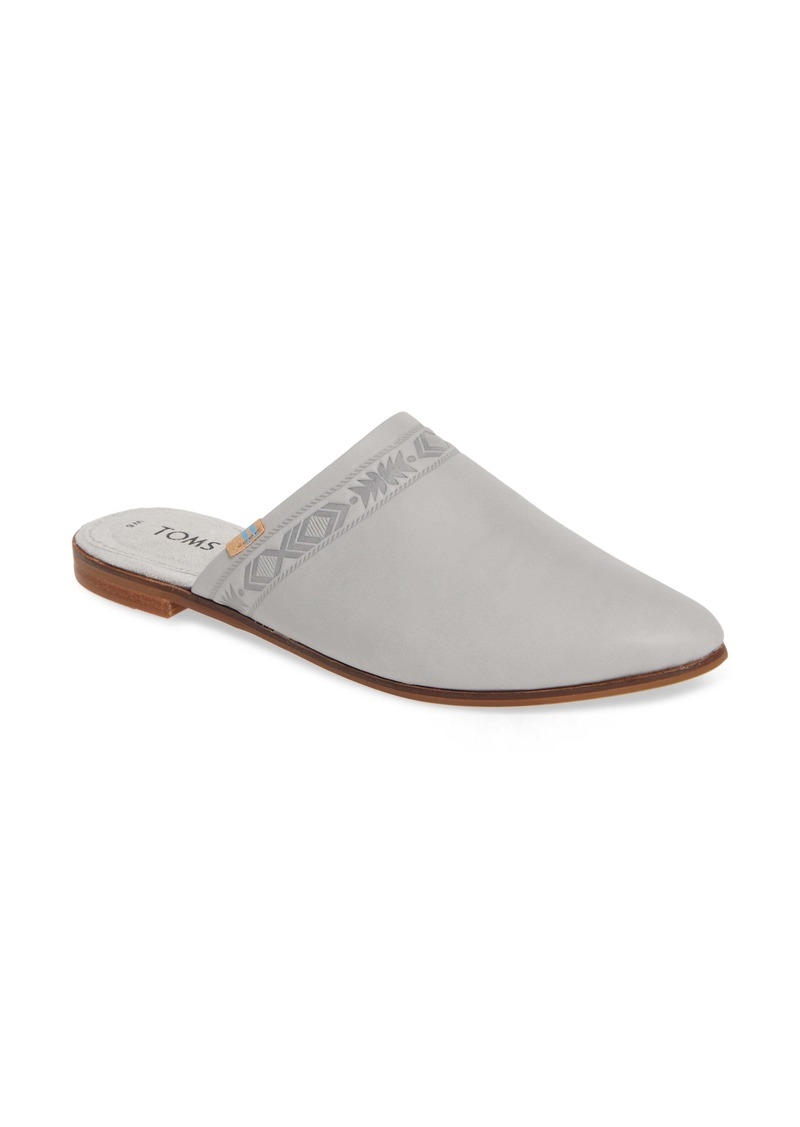 TOMS Shoes TOMS Jutti Embroidered Mule (Women)