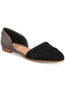 TOMS Shoes Toms Jutti Flats Women's Shoes