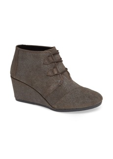 TOMS Shoes TOMS Kala Wedge Bootie (Women)