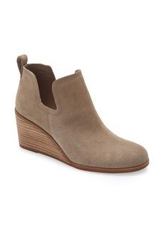 TOMS Shoes TOMS Kallie Wedge Bootie (Women)