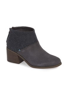 TOMS Shoes TOMS Lacy Bootie (Women)