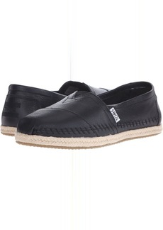TOMS Leather Classics