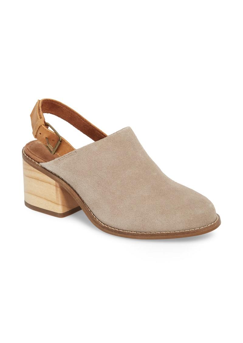 a5608010350 SALE! TOMS Shoes TOMS Leila Slingback Mule (Women)