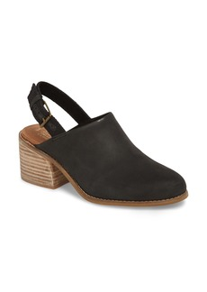 TOMS Shoes TOMS Leila Slingback Sandal (Women)