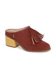 TOMS Shoes TOMS Leila Tassel Mule (Women)