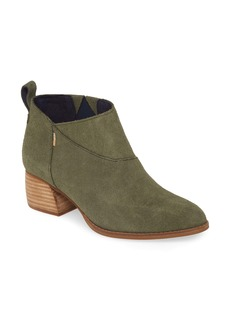 TOMS Shoes TOMS Leilani Bootie (Women)