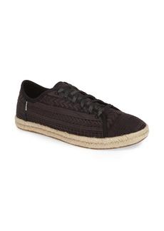 TOMS Shoes TOMS Lena Espadrille Sneaker (Women)