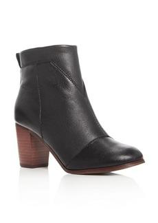 TOMS Shoes TOMS Lunata High Heel Booties