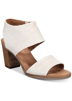 TOMS Shoes Toms Majorca Dress Sandals Women's Shoes